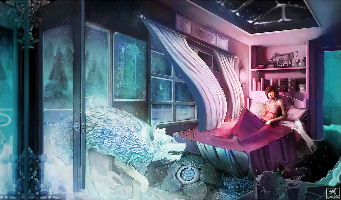 Interloper by CatCouch