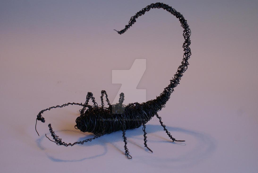 Wire Scorpion by Schutzhund-Chick94 on DeviantArt