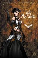 Lady Mechanika Ad by joebenitez