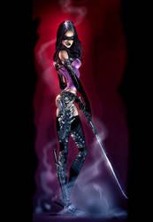 Wraithborn One Sword by joebenitez
