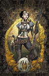 Lady Mechanika 0 Cover colors