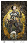 Lady Mechanika Cover 0 print