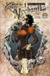 Lady mechanika 1 cover