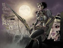 moonlight stalk by joebenitez