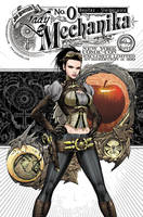 Lady Mechanika 0 NYCC cover by joebenitez