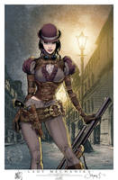 Lady M by gaslight by joebenitez
