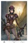 Lady M by gaslight