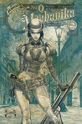 Lady M 3rd printing by joebenitez