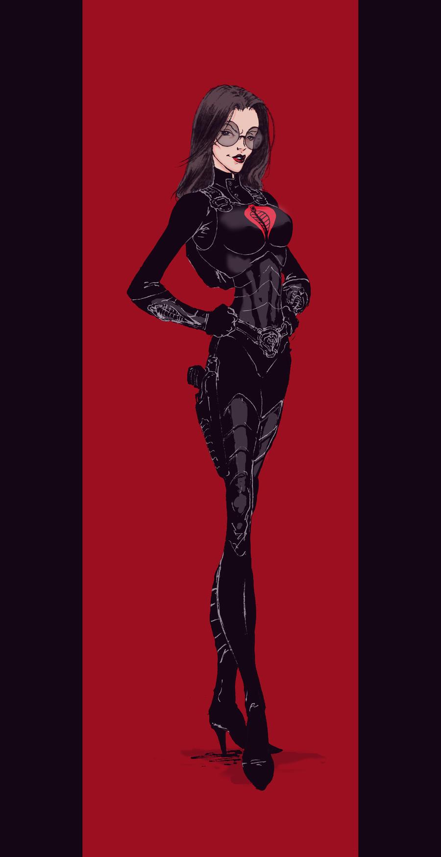 Baroness by joebenitez