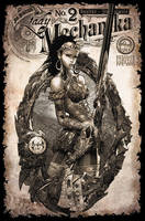 Lady Mechanika 2 Ret Incentive by joebenitez