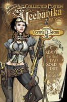 Lady Mechanika 0-1 collected by joebenitez