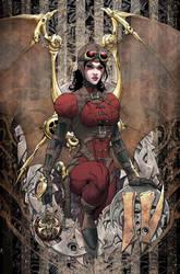 Lady DemoniKa by joebenitez