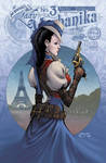 Lady Mechanika 3 PULPS cover