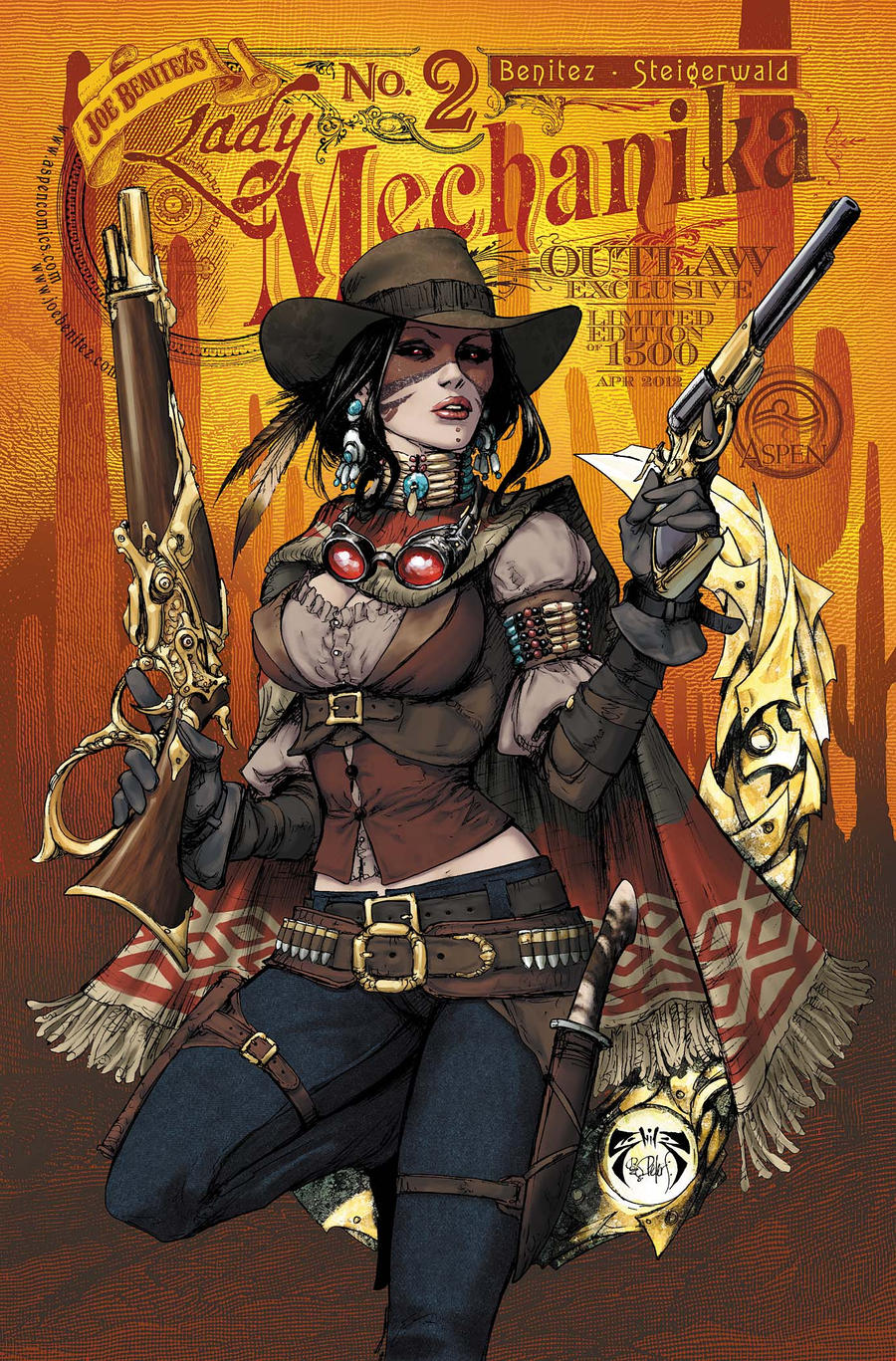 Outlaw by joebenitez