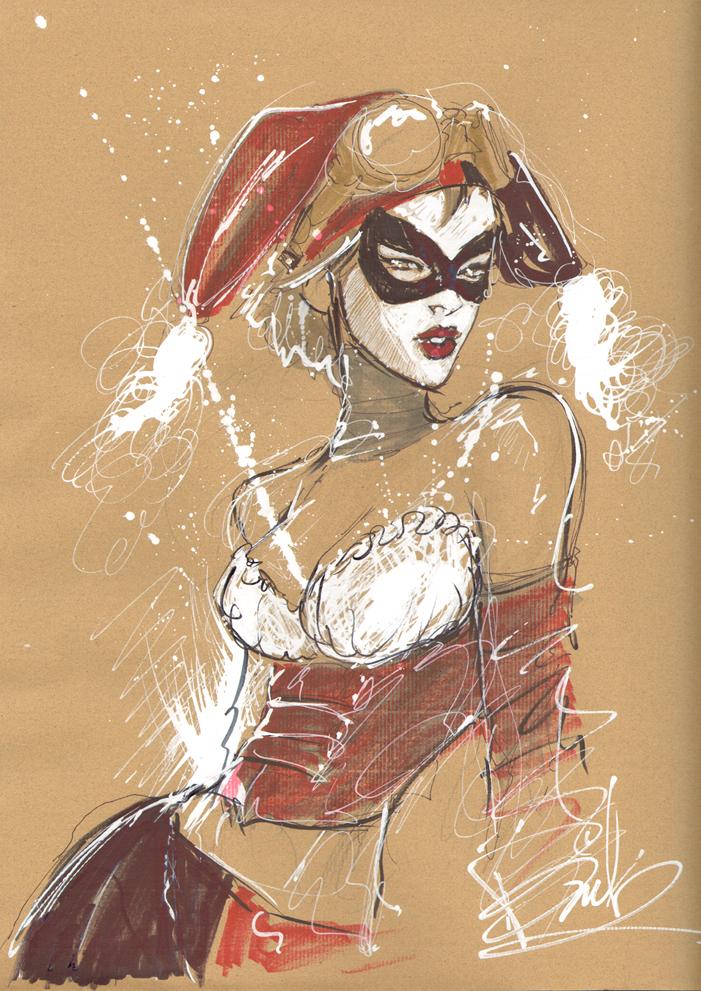 Harley by joebenitez