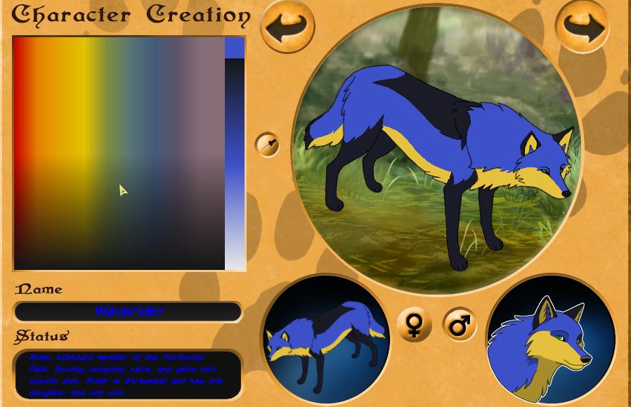 Bba wolf creator waverider by wolvesrock520 on deviantart for 3d maker online