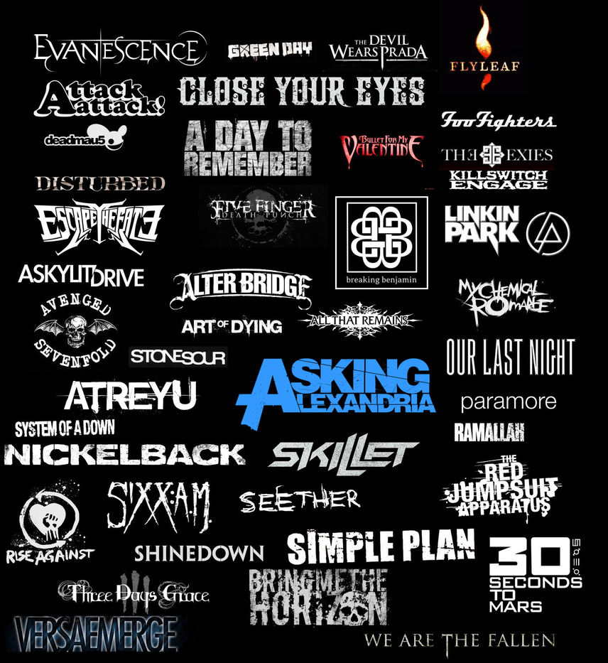 Amazing Wallpaper Music Screamo - just_some_of_my_fav_bands_by_wolvesrock520-d3gqxn2  Graphic_895677.png