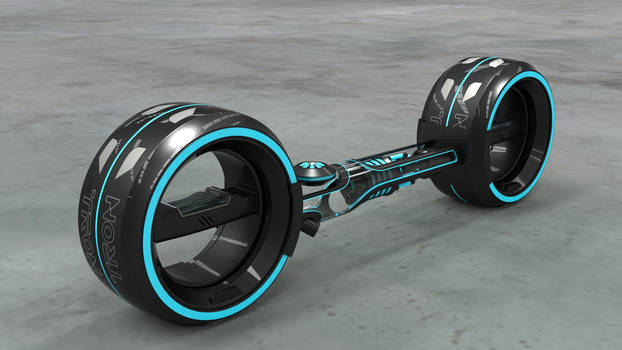 Tron Lightcycle WIP