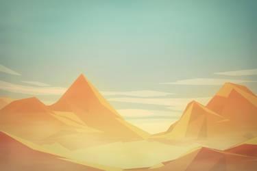 TRiBE: Desert by CFrac