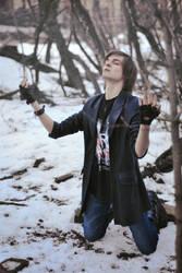 Broken winter/2 by DenDarion
