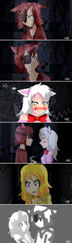 [If FNAF Tony Crynight was an Anime]Part 1 by WaterFox-Studios