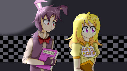 [If FNAF Tony Crynight was an Anime] Part 5 by WaterFox-Studios