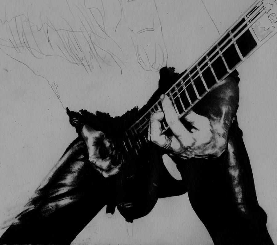 Random guitar player WIP 1 by MarcLof on DeviantArt