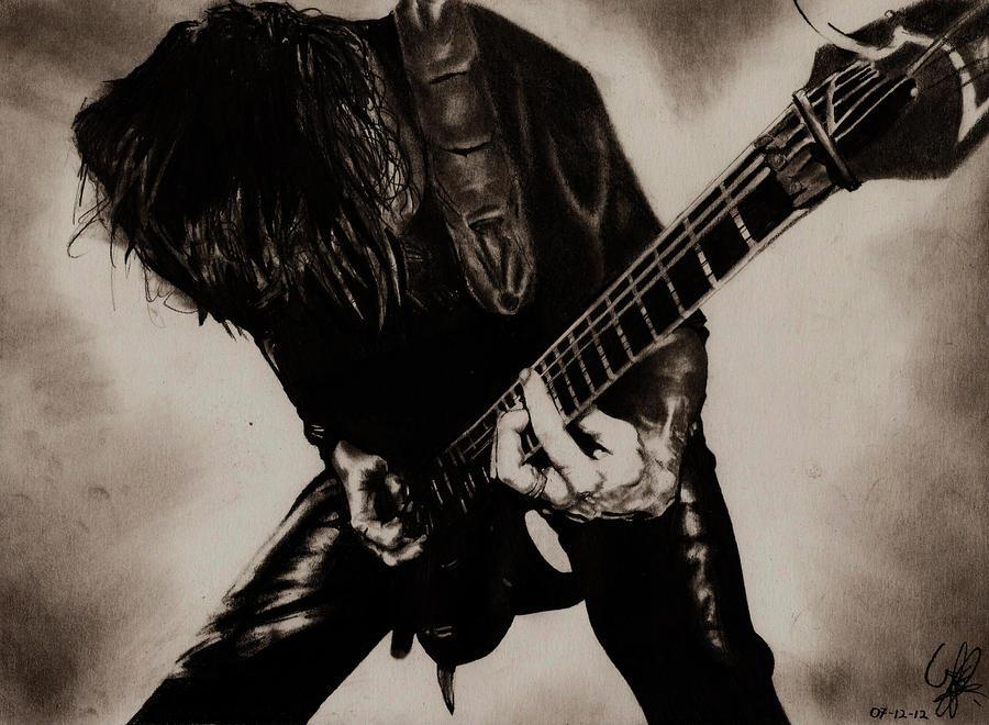 Random guitar player by MarcLof
