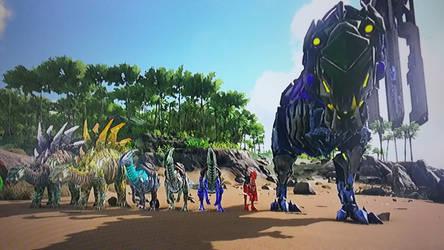 Ark Dino Healing