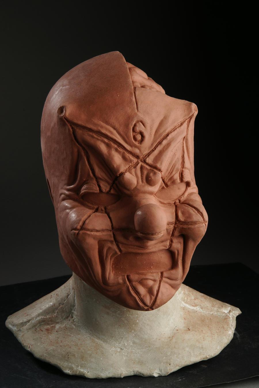 Btk with mask