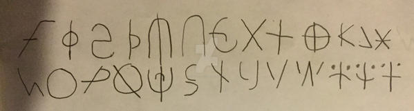GK alphabet by ThatOneGuy31415