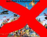 Anti-Pooh's Adventures Squad Meme