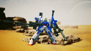NGB - Serpant Gundam