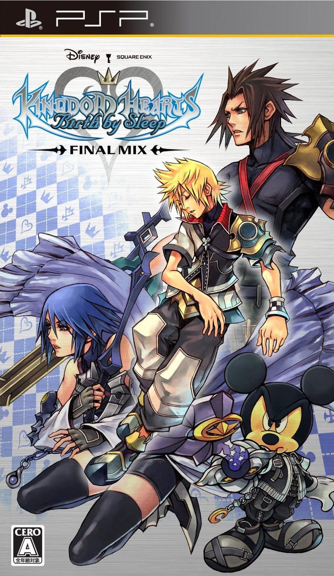 Download Kingdom Hearts: Birth by Sleep Final Mix - English Patch - PSP Game Billionuploads/180uploads/Upafile/Upmorefiles Link