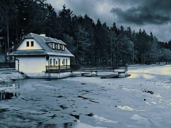 meltdown house by tee-pee