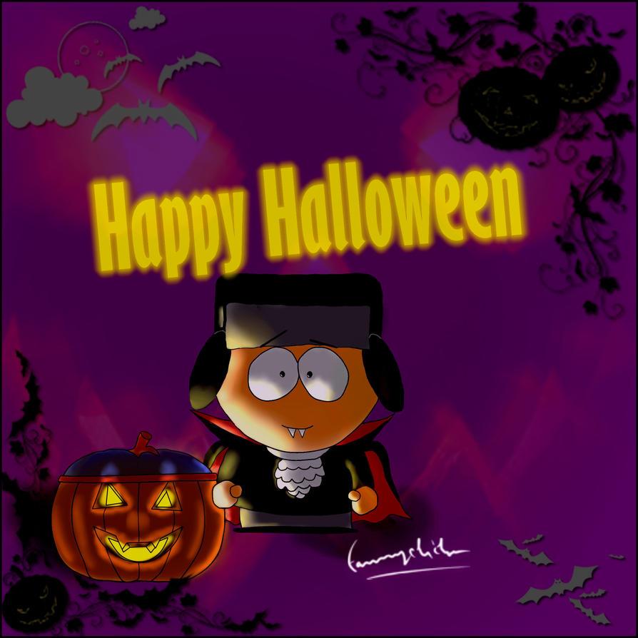 Happy Halloween 2014 by fannychichou
