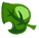 Animal Crossing Leaf Cursor by GydroZMaa
