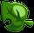 Animal Crossing Leaf Cursor by GydroZMaa