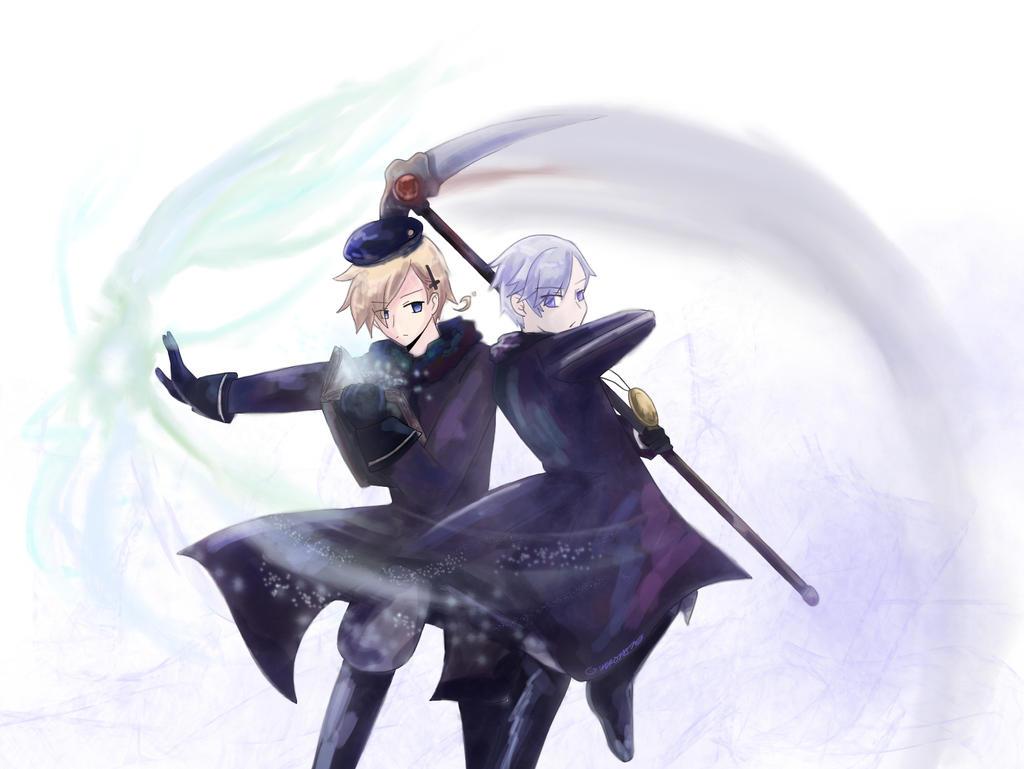 Magical Fantasia by GydroZMaa