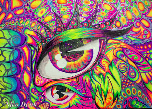Dreaming of Sleep 2 by NicoDauk