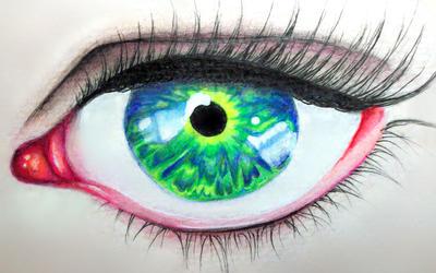 Autumn's Eye by nicostars
