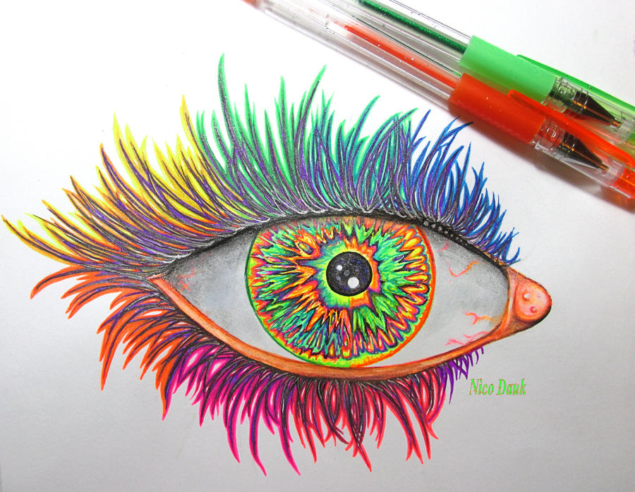 Eye of the Beholder by nicostars