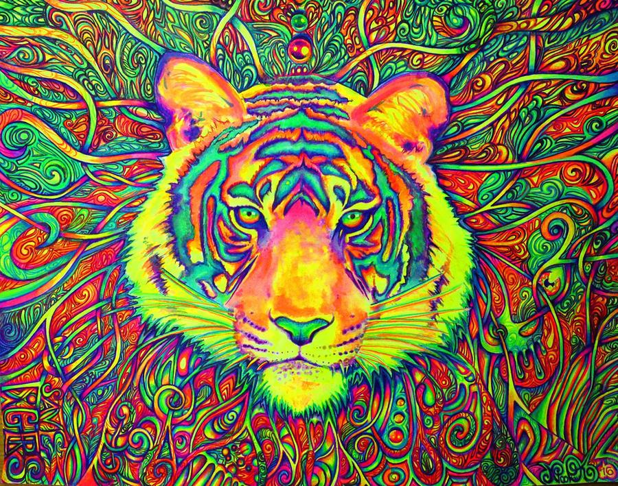Save Tigers by nicostars