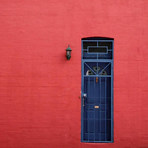 The door. by incredi