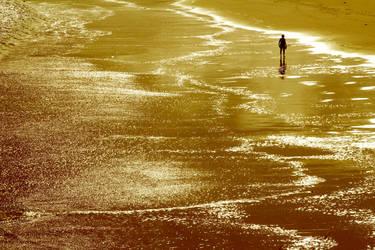 Walking on sunshine. by incredi