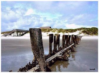 Folly Beach by incredi