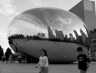 The Bean I by incredi