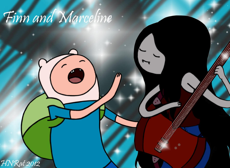 Adventure Time Marceline And Finn Fanfiction | www.imgkid ...
