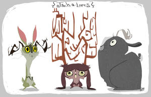 Jack-a-Lopes by zoemoss