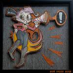 Freaky Deaky Carnival Emcee by zoemoss